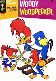 walter lantz woody woodpecker 126 issue