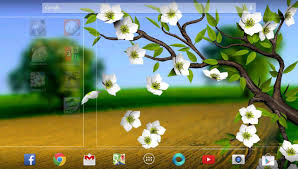 awesome looking flowers spring flowers 3d parallax pro android apps on google play