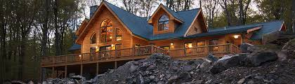 cabin home home timberhaven log timber homes