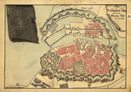 Copenhagen Map Large Detailed Old Map Of Copenhagen City 1800 Copenhagen City