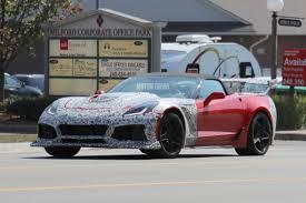corvette c7 zr1 specs spied 2018 corvette zr1 with an automatic transmission