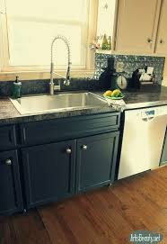 Painted Kitchen Cabinet Makeover REVEAL Hometalk - Kitchen cabinets makeover