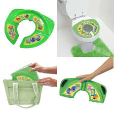 Hawaii Travel Potty images Portable toilet seat for toddlers sesame street travel folding