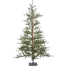 vickerman 7 bed rock pine artificial tree unlit