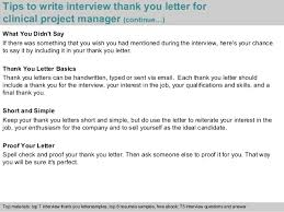 bunch ideas of sample thank you note for executive interview about