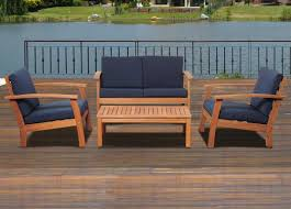 beachcrest home elsmere 4 piece deep seating group with cushion