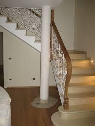 ringhiera per scala ringhiere piron adriano produzione scale e ringhiere in legno