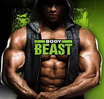 body beast day 1 build chest tris review dumbbells and diapers