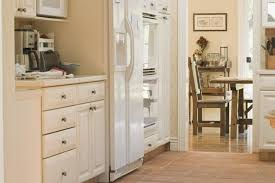 How To Clean White Kitchen Cabinets by White Painted Kitchen Cabinets Photos Cool Kitchen Cabinets