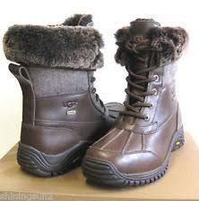 ugg s adirondack tweed boots ugg adirondack boots ebay