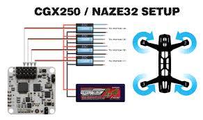 naze32 setup guide for 250 sized quadcopters quad stuff