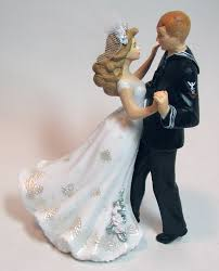 custom military cake toppers for your wedding
