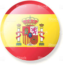 Spanish Flag Spanish Flag With Detailed Crest Stock Vector Art 115742351 Istock