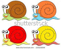 snail cartoon stock images royalty free images u0026 vectors