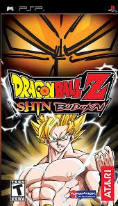 dragon ball shin budokai usa rom u003e playstation portable