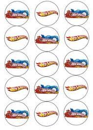 hot wheels cake toppers résultat de recherche d images pour kit hot wheels decoracion