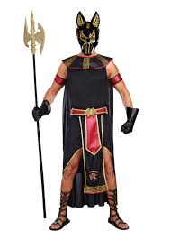 anubis god of the underworld men costume egyptian costumes