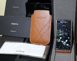 vertu luxury phone android phone buy vertu mobile in india