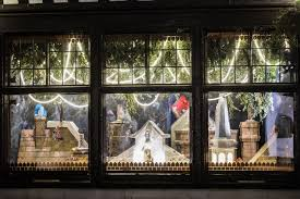 christmas windows 2017 the best displays from around the world