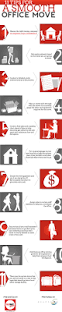 ensure a hassle free office move infographic pinterest
