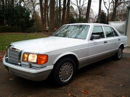 1991 mercedes benz 420sel 73 350 miles from new