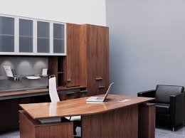 decorating vestrada casegoods desk by krug furniture for office