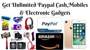 electronic gadgets how to get unlimited paypal cash mobiles u0026 electronic gadgets for
