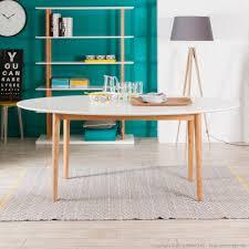 achat table cuisine table cuisine bois blanc table de salle a manger contemporaine avec