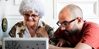 loue chambre contre service logement contre services vivre avec une personne âgée