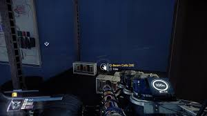 prey guide how to find q beam ammo and the q beam cells