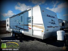 forest river salem le 30qbss for sale used rv sales 2009 salem rv