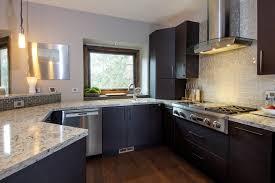 smartness ideas kitchen backsplash glass tile dark cabinets
