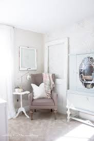 the makings of a farmhouse style office space making it in the