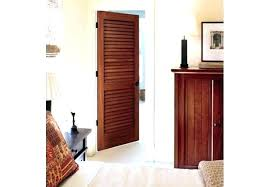 Louvered Closet Doors Interior Louvered Sliding Doors Interior Closet Models