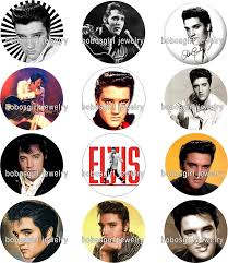 aliexpress com buy elvis presley galss music snap button jewelry