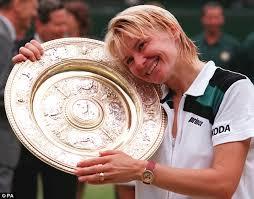 Jo Bench Age Jana Novotna Former Wimbledon Champion Has Died Aged 49 Daily