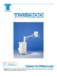 user manual tms 300 rayos x portatil electromagnetic