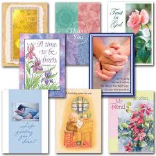 christian greeting cards featuring modern designs for timeless
