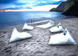 Bean Bag Chairs For Boats Beautiful Canvas Sails Repurposed As Furniture Evoke The Sea U0027s