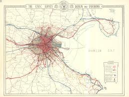 Ireland Rail Map Snappy 2015