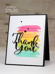 9 ideas for easy thank you cards