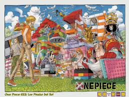 One Piece Map One Piece 622 00 Por Gotei Konoha Scanlation Manga Anime And Lego
