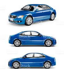 3d image of blue family car stock photo 498554775 istock