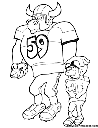 Football Coloring Pages Alabama Crimson Tide Coloring Pages