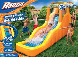 backyard water slide of doom homemade backyard water slide out