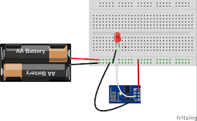 Led Blinking Circuit Diagram Blink Arduino Esp8266