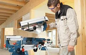 bosch uk gtm12 pro miter table saw combo
