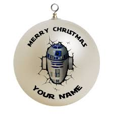 star wars r2d2 christmas ornament custom gift 20