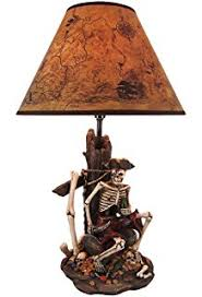 pirates of the caribbean 3d magic image lamp table lamps
