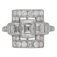 art deco engagement rings u2014 art deco style